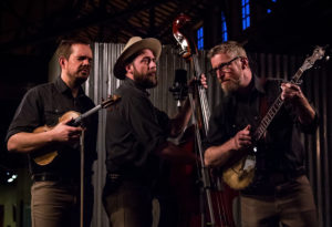 Meet the Lonesome Ace Stringband