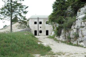 La Grande Guerra-Italiainpiega-Forte Campolongo