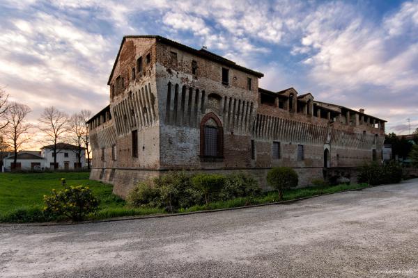 italiainpiega-pieghe meravigliose-itinerari-moto-pianura padana-campagna-giuseppe verdi-roccabianca