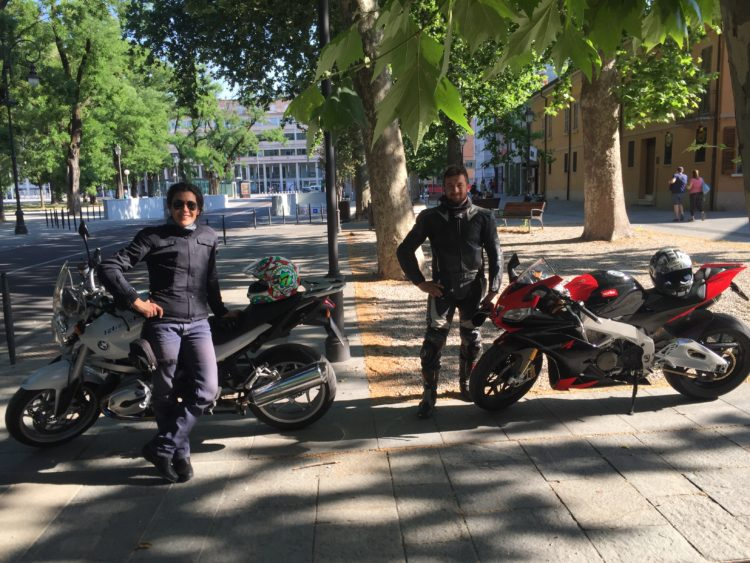 italiainpiega-pieghe meravigliose-itinerari moto pianura padana-la via del gusto ovest-est-reggio emilia 1