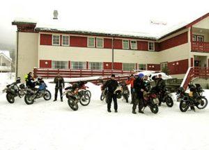 italiainpiega-motoraduni invernali-Fjordrally 2021