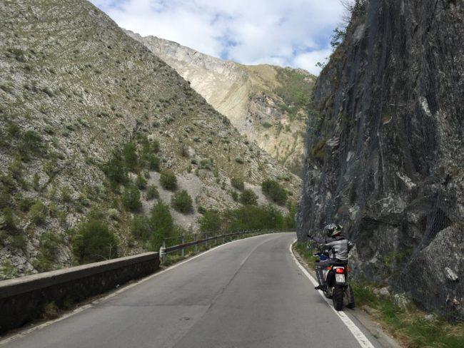 italiainpiega-pieghe meravigliose-itinerari moto centro italia-passo del vestito 2