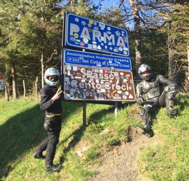 italiainpiega-pieghe meravigliose-itinerari moto nord italia-le cinque terre-passo cento croci