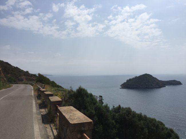 italiainpiega-pieghe meravigliose-itinerari moto centro italia-argentario 2