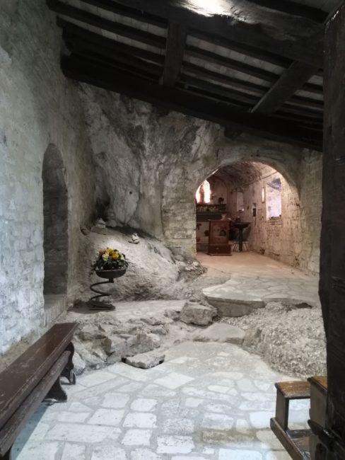 italiainpiega-pieghe meravigliose-itinerari  moto centro italia-tempio del valadier-eremo di santa maria 1
