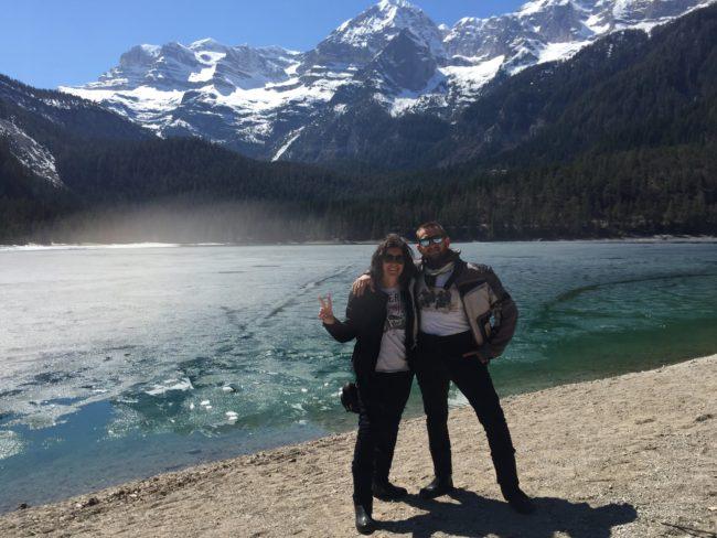 italiainpiega-pieghe meravigliose-itinerari moto nord italia-val di non-lago di tovel 3
