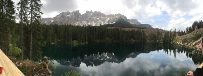 italiainpiega-pieghe meravigliose-itinerari moto nord italia-lago di carezza 2