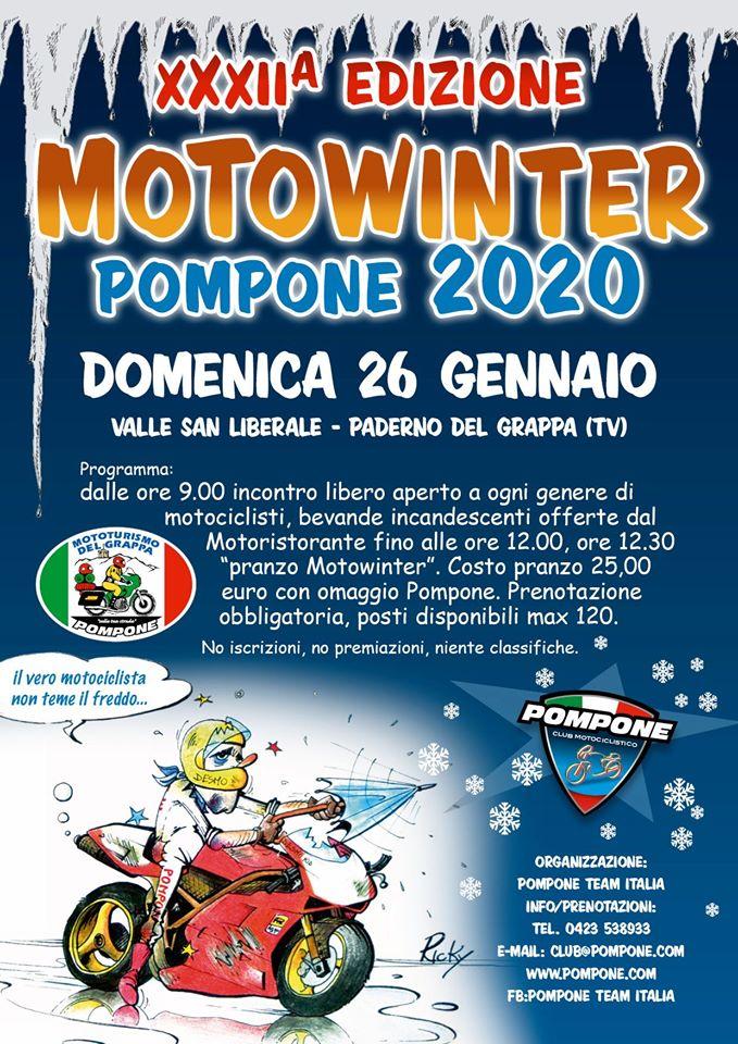 italiainpiega-motoraduni invernali-motowinter pompone 2020