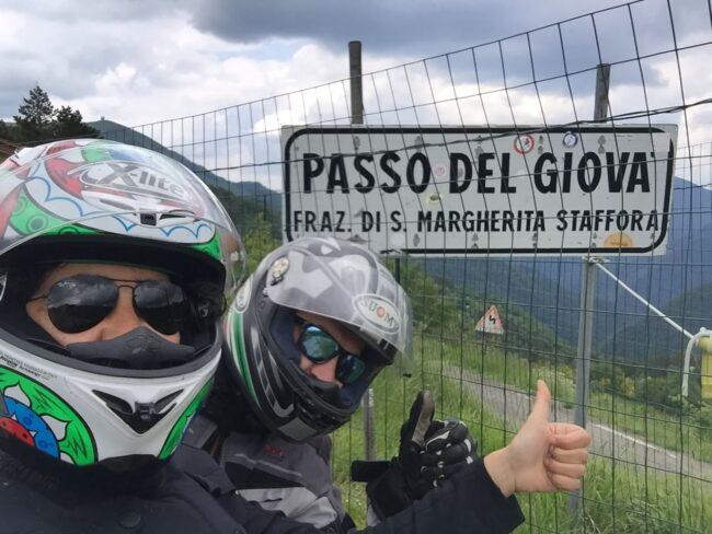 italiainpiega-pieghe meravigliose-itinerari moto nord italia-oltrepo' pavese-passo del giovà