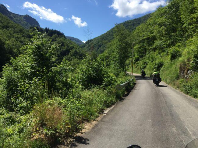italiainpiega-pieghe meravigliose-itinerari moto centro italia-fanano