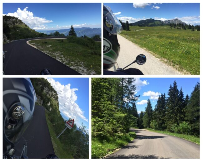 italiainpiega-pieghe meravigliose-itinerari moto nord italia-sp64 altopiano fiorentini 2