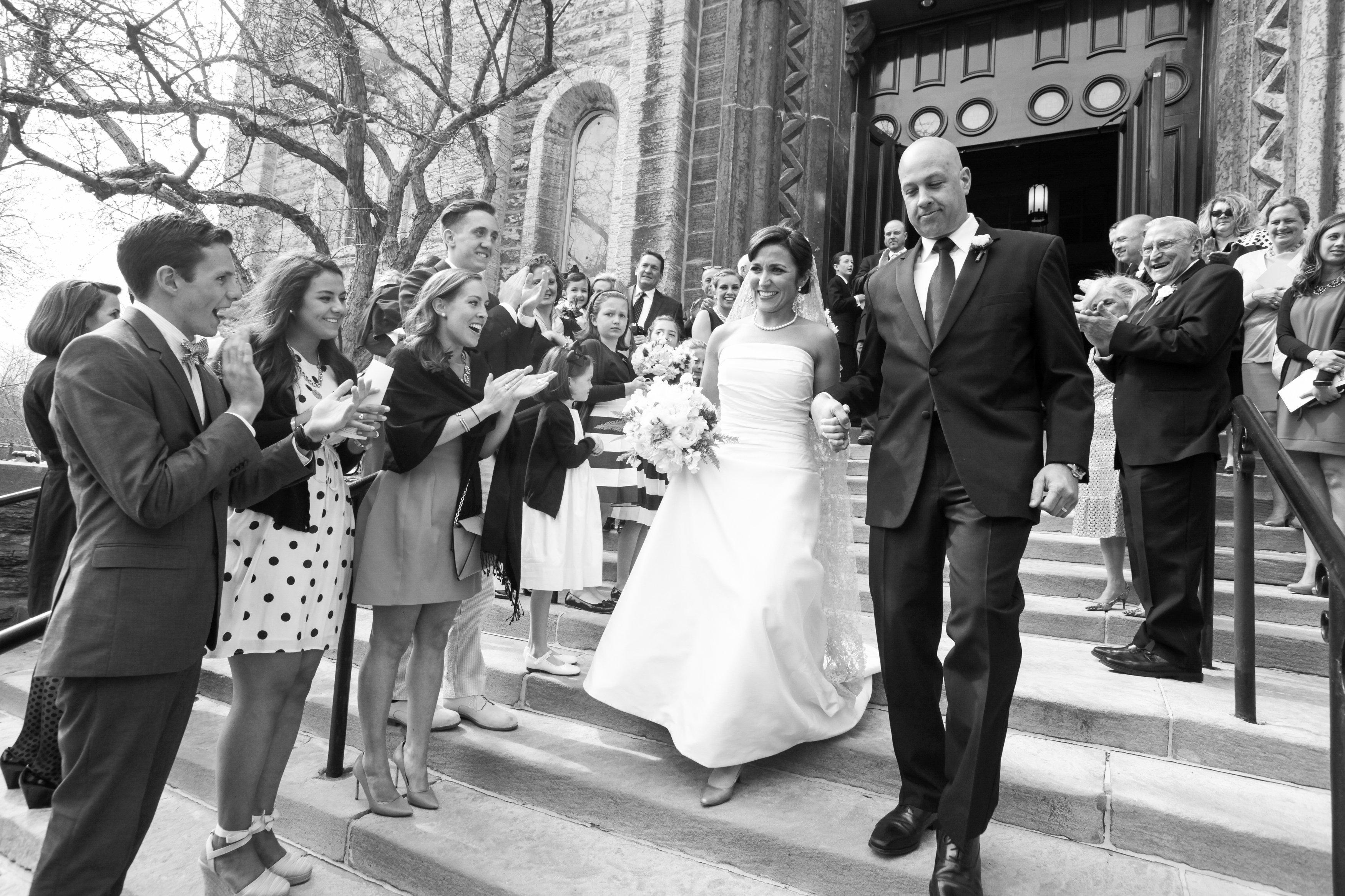 Spring Wedding:  Katie & Brad   University Club of Saint Paul
