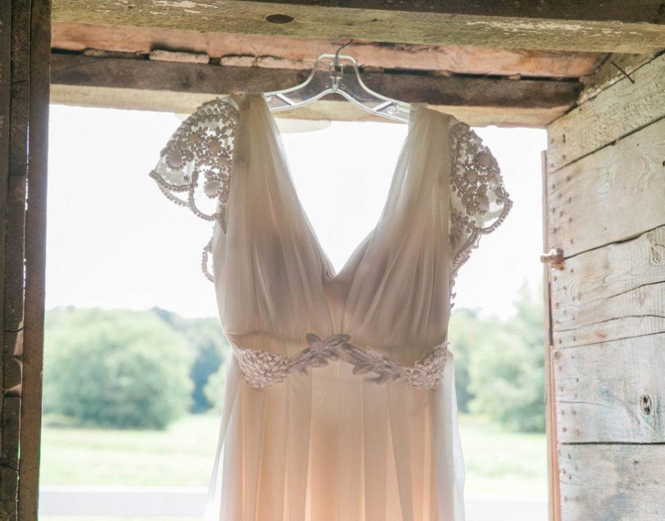 Summer Wedding:  Kristin & Matty | Birch Hill Barn