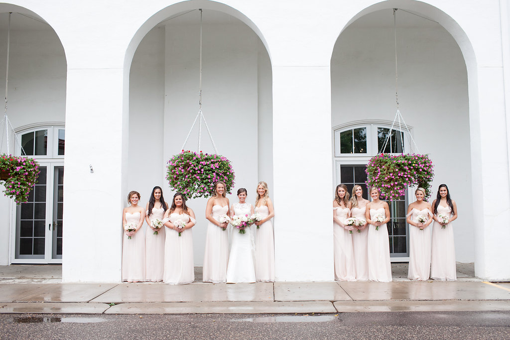 September Wedding: Emily & Blake | Lafayette Club