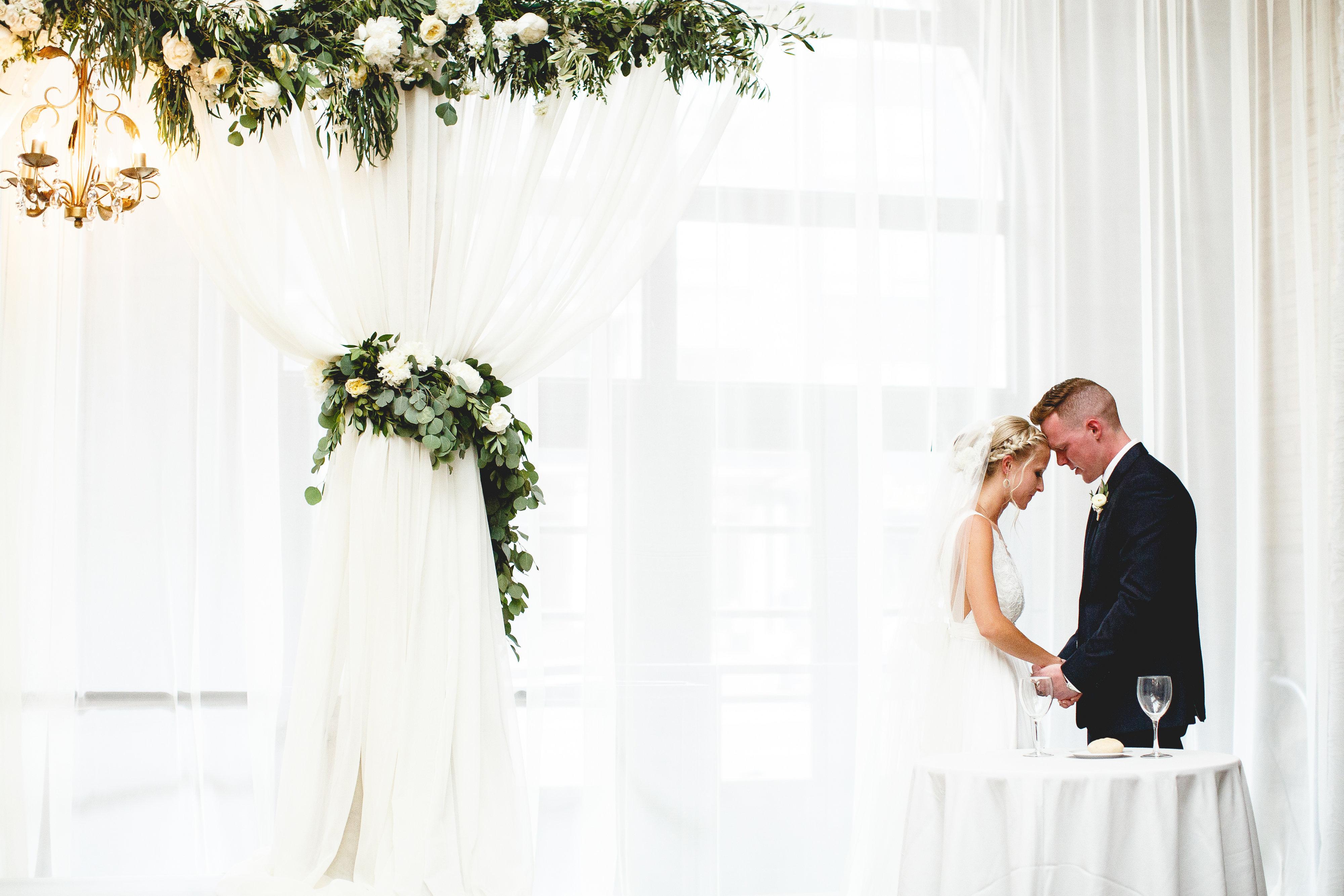 Spring Wedding: Abby & Curtis | The Depot, Minneapolis
