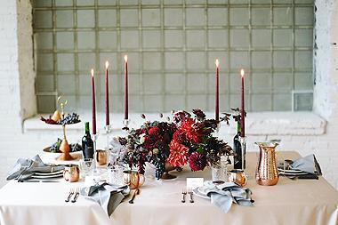 Spanish Inspired Wedding