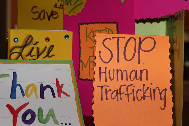 Fundo vai apoiar projetos de combate ao tráfico de pessoas. Crédito: Creative Commons