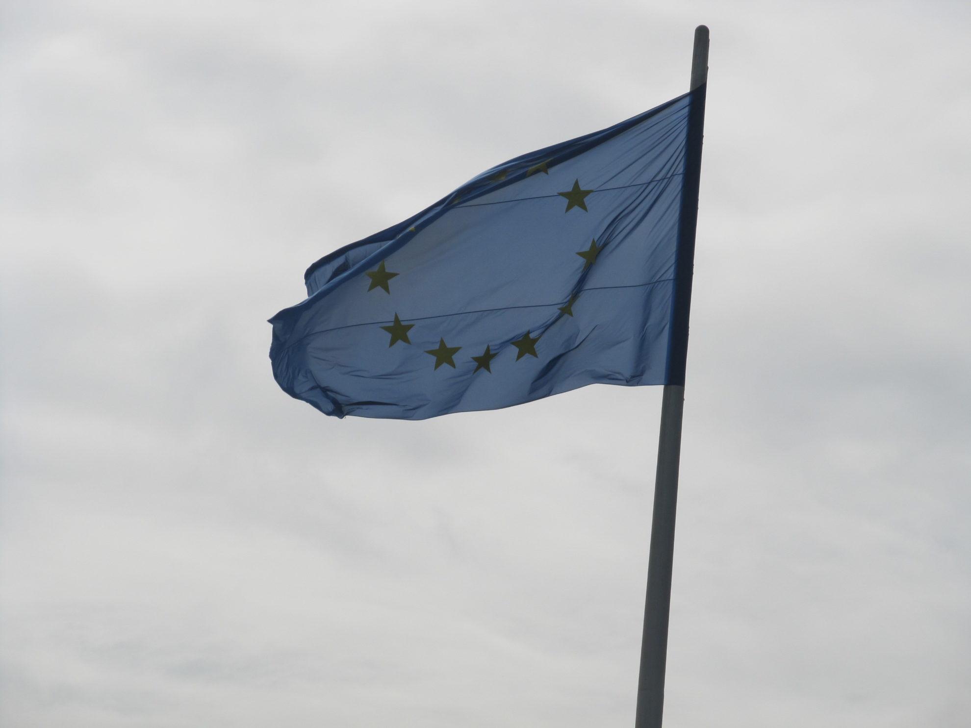 bandeira União Europeia UE