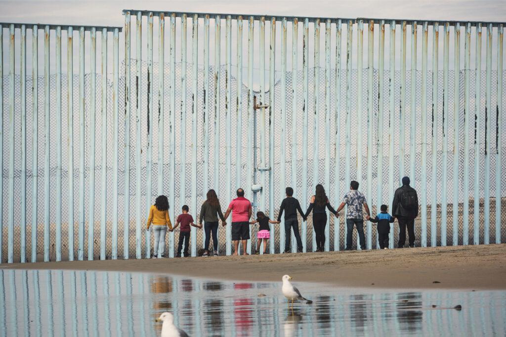 EUa México muro anistia internacional