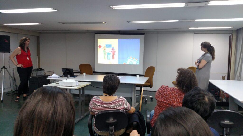 Primeira reunião do Conselho Municipal de Imigrantes, instalado em São Paulo em outubro de 2017