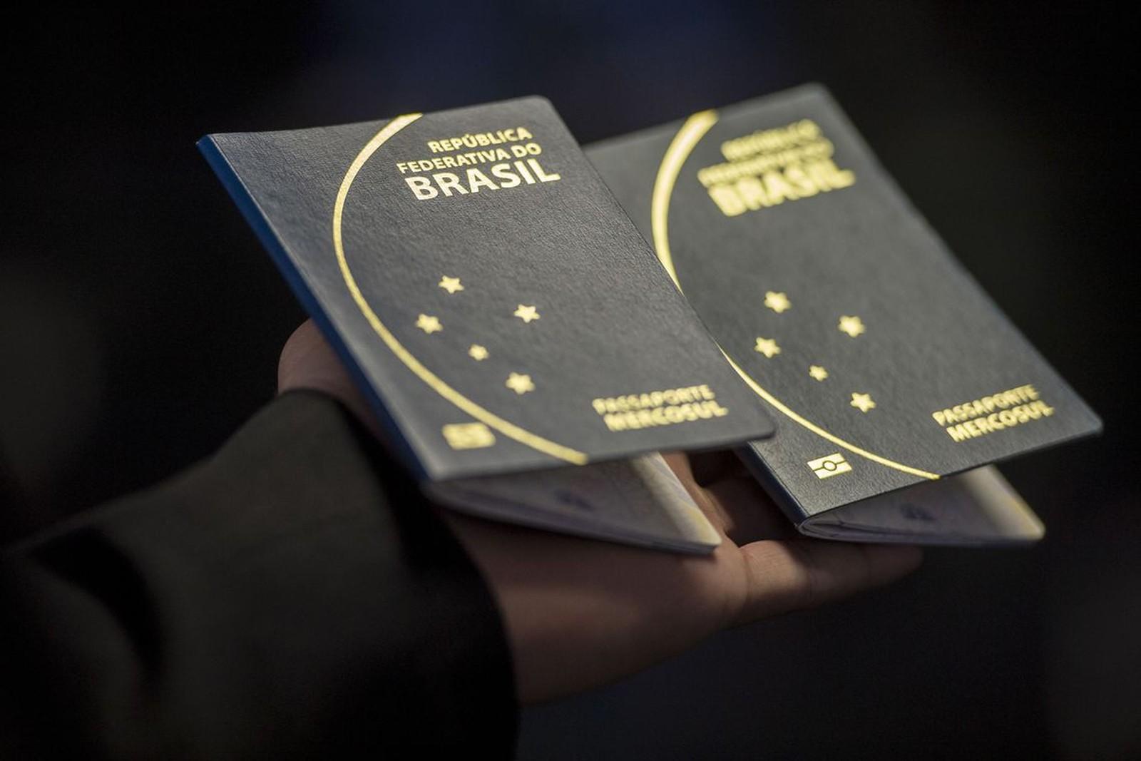 Polícia Federal suspendeu entrega de passaportes e de documentos migratórios devido ao coronavírus