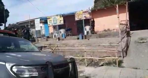 Abrigo para imigrantes em Pacaraima (RR) é alvo de ação de policiais