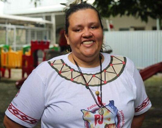 Telma Lage, a Irmã Telma, referência na atuação pró-migrantes em Roraima, vítima da Covid-19