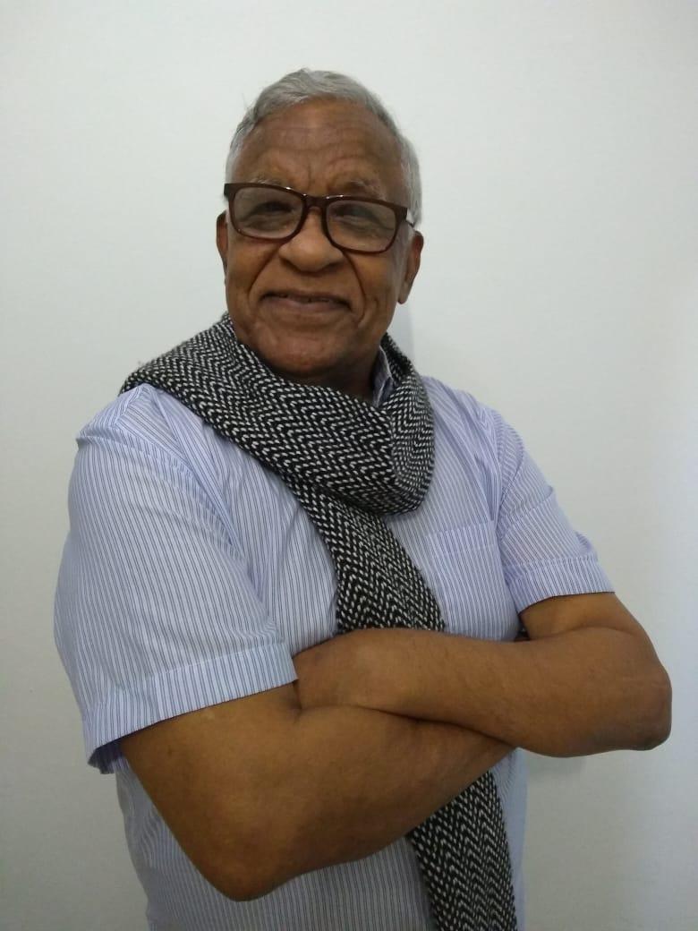 O jornalista e diretor teatral venezuelano Raúl Siccalona, que atualmente vive no Brasil