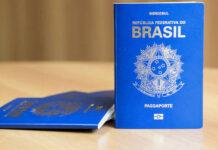 Modelo mais recente de passaporte adotado pelo Brasil