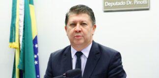 O deputado federal Jefferson Campos (PSB-SP)
