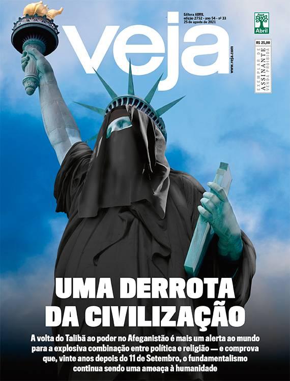 Capa Veja