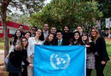 Participantes da edição 2019 do Famun, promovido pela Facamp.