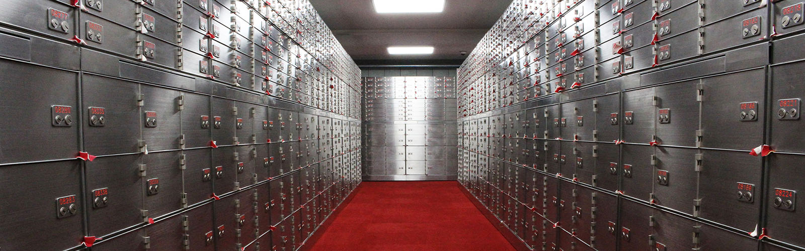 Secure Storage Box Facility