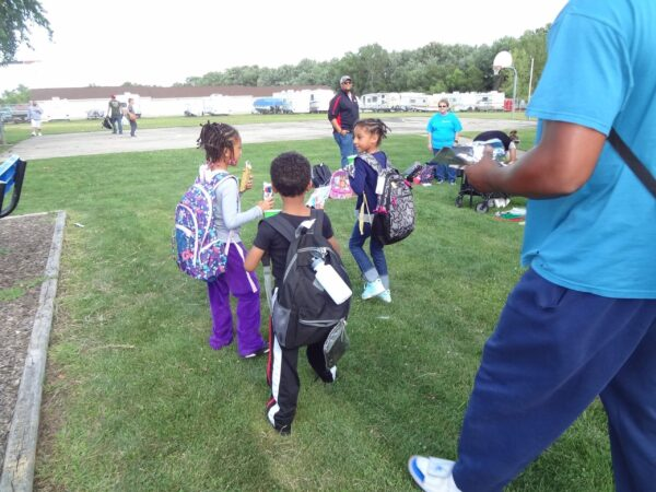Backpack to School Marion Cares