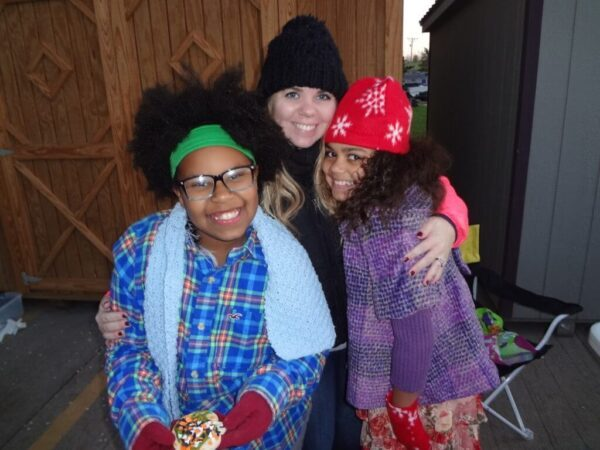 Trunk-or-Treat event