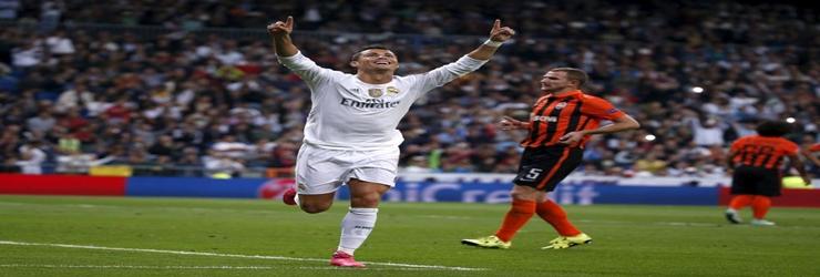 Buen inicio en la Champions: Real Madrid 4 – 0 Shakhtar