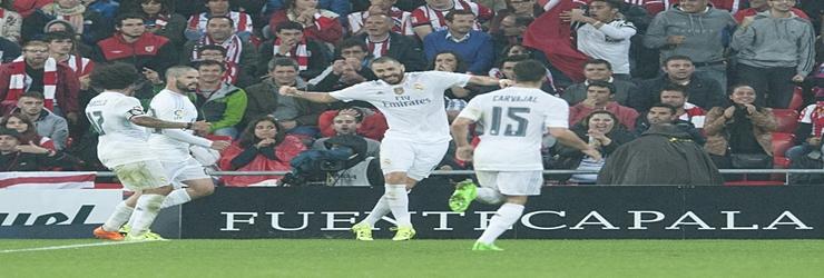 El gato domador de leones: Athletic Club 1 – 2 Real Madrid