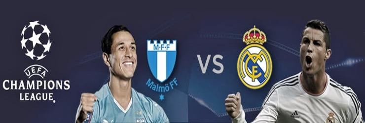 Victoria sin brillo: Malmö 0 – 2 Real Madrid