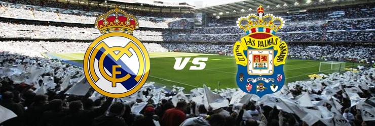 Comoda victoria: Real Madrid 3 – 1 UD Las Palmas