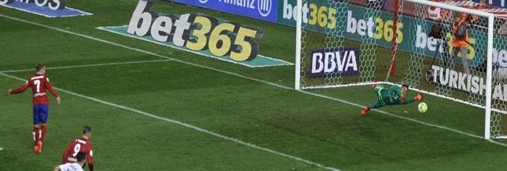 Empate y gracias: Atletico Madrid 1 – 1 Real Madrid