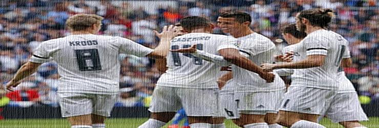 Con pegada a Paris: Real Madrid 3 – 0 Levante