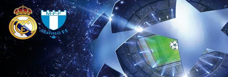 Festival para coger moral: Real Madrid 8 – 0 Malmö