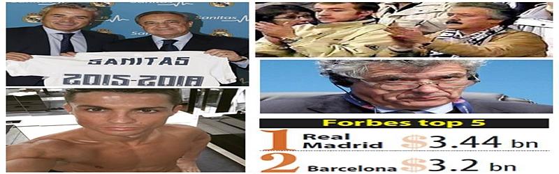 Pecados capitales del Madrid y del madridismo