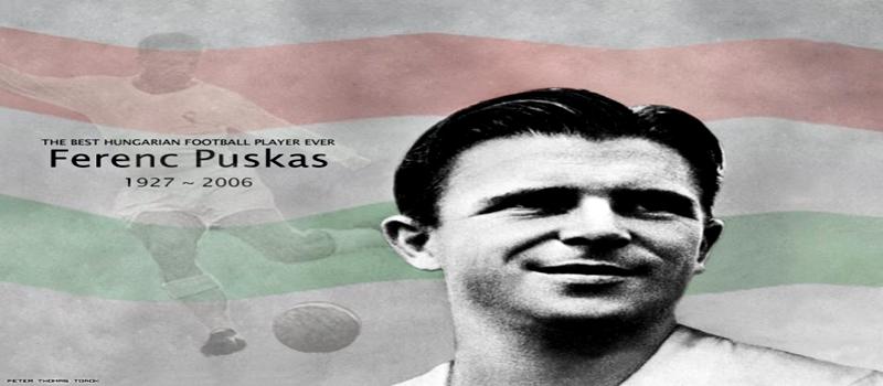 VIDEO | Historia Blanca | Puskas: La leyenda