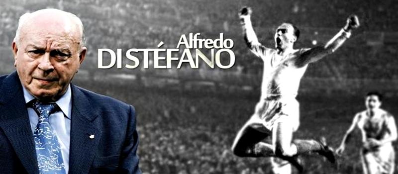 VIDEO   Historia Blanca   Di Stéfano, de pibe a leyenda
