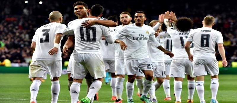 Un Madrid compensado