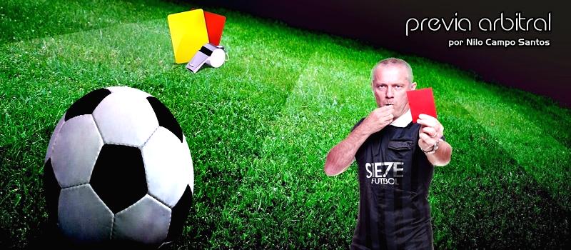 Previa arbitral: Nápoles vs Real Madrid