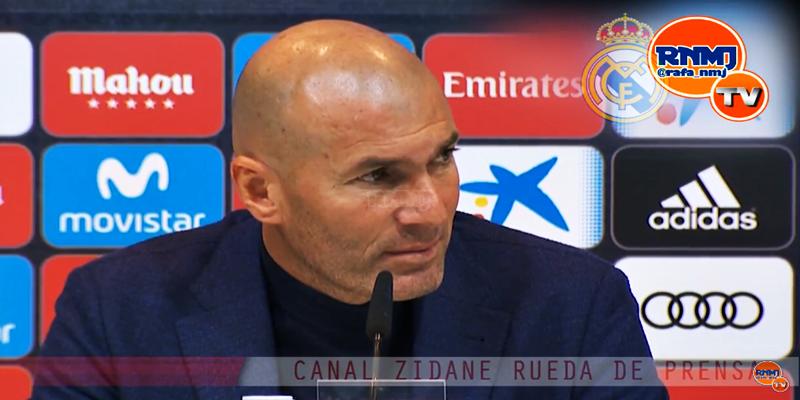NOTICIAS   Zinedine Zidane anuncia que deja el Real Madrid
