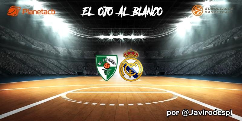 CRÓNICA   EL OJO AL BLANCO   Halo de imbatibilidad: Zalgiris 79 – 90 Real Madrid