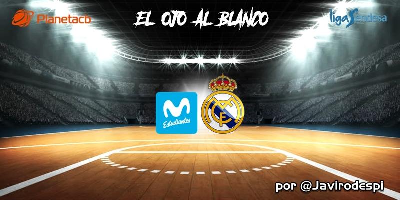 CRÓNICA   EL OJO AL BLANCO   Sin defensa no hay derbi: Movistar Estudiantes 93 – 88 Real Madrid
